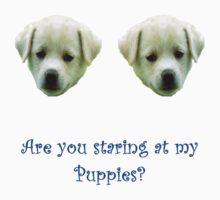 My Puppies by jbrdly