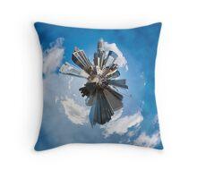 charlotte galaxy Throw Pillow