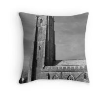 Devon's Cathedral Throw Pillow