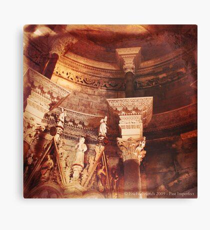 Past Imperfect - Cathedral Split, Croatia Canvas Print
