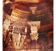 Past Imperfect - Cathedral Split, Croatia Photographic Print