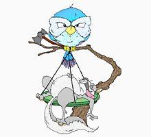 Stealing Bird Seed Unisex T-Shirt