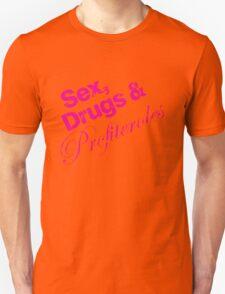Sex, Drugs & Profiteroles T-Shirt