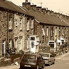 Terrace Houses by Brendan Buckley