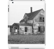House On The Prairie iPad Case/Skin