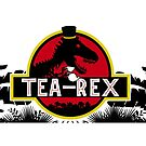 Tea Rex by Teevolution