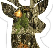 The Stag - Mossy Oak 1 Sticker