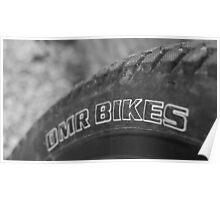 Bike wheel  Poster