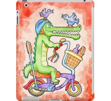Cruising Croc iPad Case/Skin