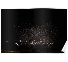 Fire works 2802 Poster