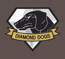 Diamond Dogs (MGSV) by crimzind