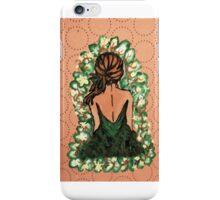 Green Dress iPhone Case/Skin