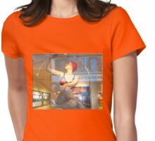 Bathing Beauty Womens Fitted T-Shirt