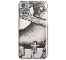 The Woods After Midnight iPhone Case/Skin