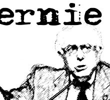 Bernie Sanders for President 2016 by Keith Vance