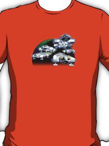 Soaring Eagles Front T-Shirt
