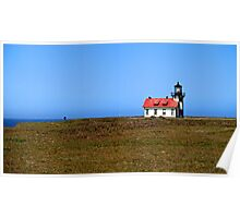 Point Cabrillo Lighthouse #2 Poster
