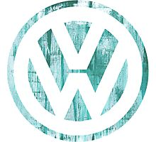 VW Grungy II Photographic Print