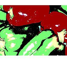 Veggies 3 Photographic Print
