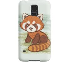 Red Panda Samsung Galaxy Case/Skin