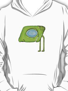 Funny Alien Monster Character T-Shirt