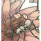 Ant Nouveau by Kiri Moth
