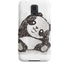 Cute Panda Samsung Galaxy Case/Skin