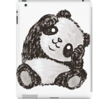 Cute Panda iPad Case/Skin