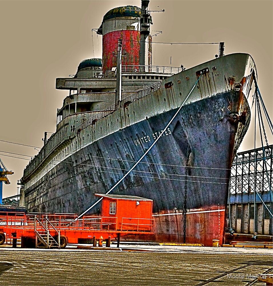 Morton (MN) United States  City pictures : Monte Morton › Portfolio › The SS United States