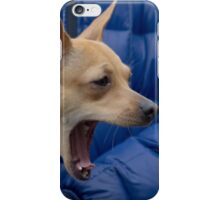 Screaming Chihuahua iPhone Case/Skin