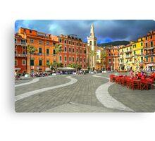 Lerici - Main Square Canvas Print