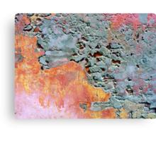 Abstractions--Tlacotalpan, Veracruz Canvas Print