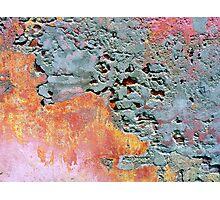 Abstractions--Tlacotalpan, Veracruz Photographic Print