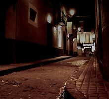 Crime Street by Gillou