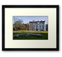 Holyrood Framed Print