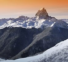 Another Mordor (© ) in this world ? (panoramic) by Gillou