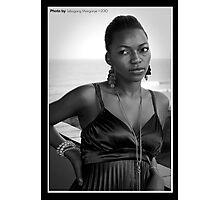 Mrs Mangnaye_2 Photographic Print