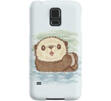 Sea otter Samsung Galaxy Case/Skin