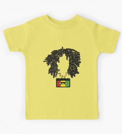 Bob and Cassette Weave Kids Tee