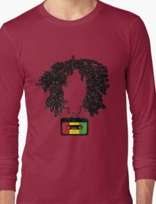 Bob and Cassette Weave Long Sleeve T-Shirt
