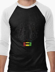 Bob and Cassette Weave Men's Baseball ¾ T-Shirt