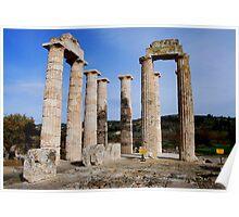 Ancient Nemea,Peloponnese Poster