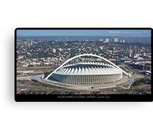 Moses Mabida Football Stadium Canvas Print