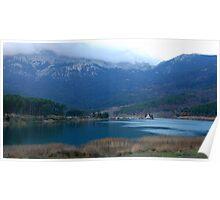 Lake Doxa,Peloponnese Poster