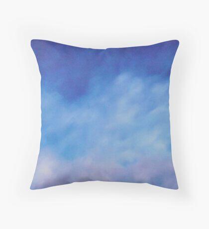 Heavens Above Throw Pillow