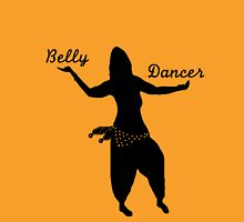 Pro Belly Dancer 2 Womens Fitted T-Shirt
