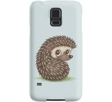 Hedgehog which looks at back Samsung Galaxy Case/Skin