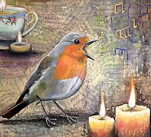 """""""Sing it out"""" by Skye Tranter"""