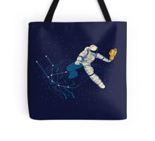 Wild Ride in Space Tote Bag