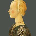 Portrait of a Lady by mindprintz